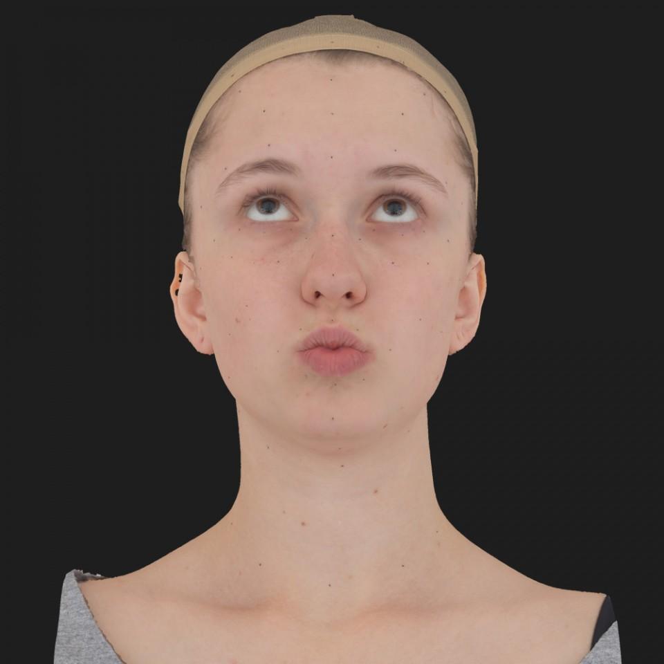 Ashley Telfer 12 Pucker-Look Up