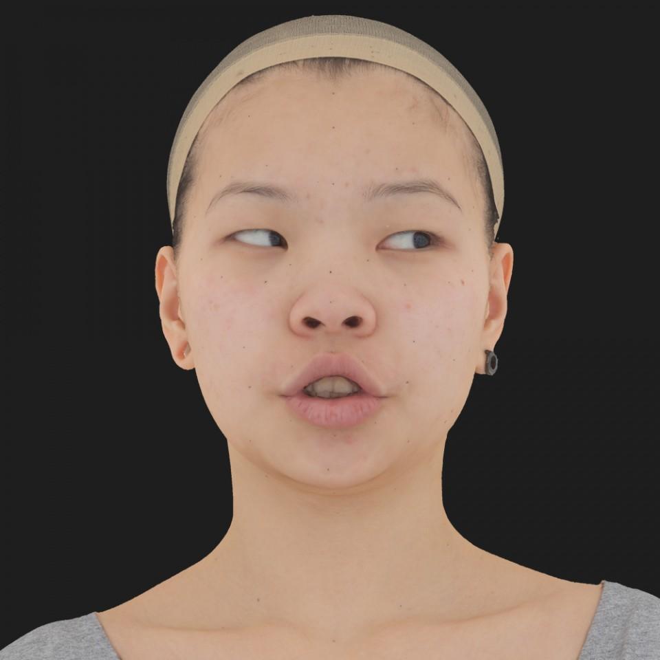 Aubrey Chin 10 Look Left-Phoneme CH
