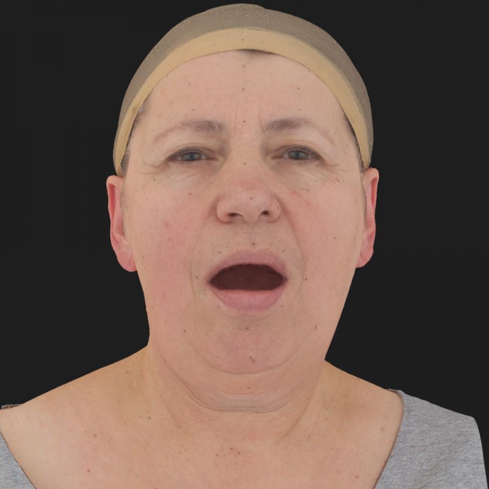 Barbara Price 05 Jaw Open