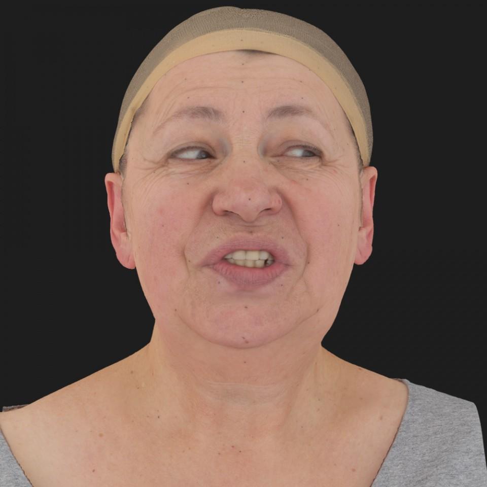 Barbara Price 10 Look Left-Phoneme CH