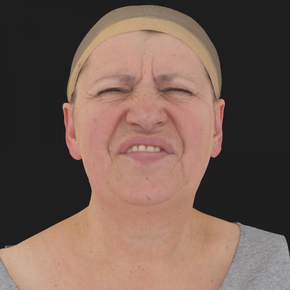 Barbara Price 15 Phoneme Hard FV-Eye Squint