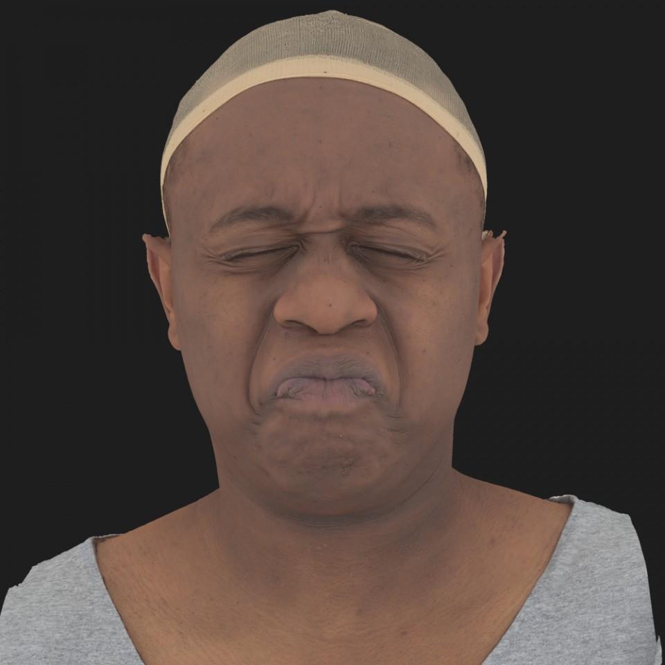 Benjamin Hunt 06 Face Compression
