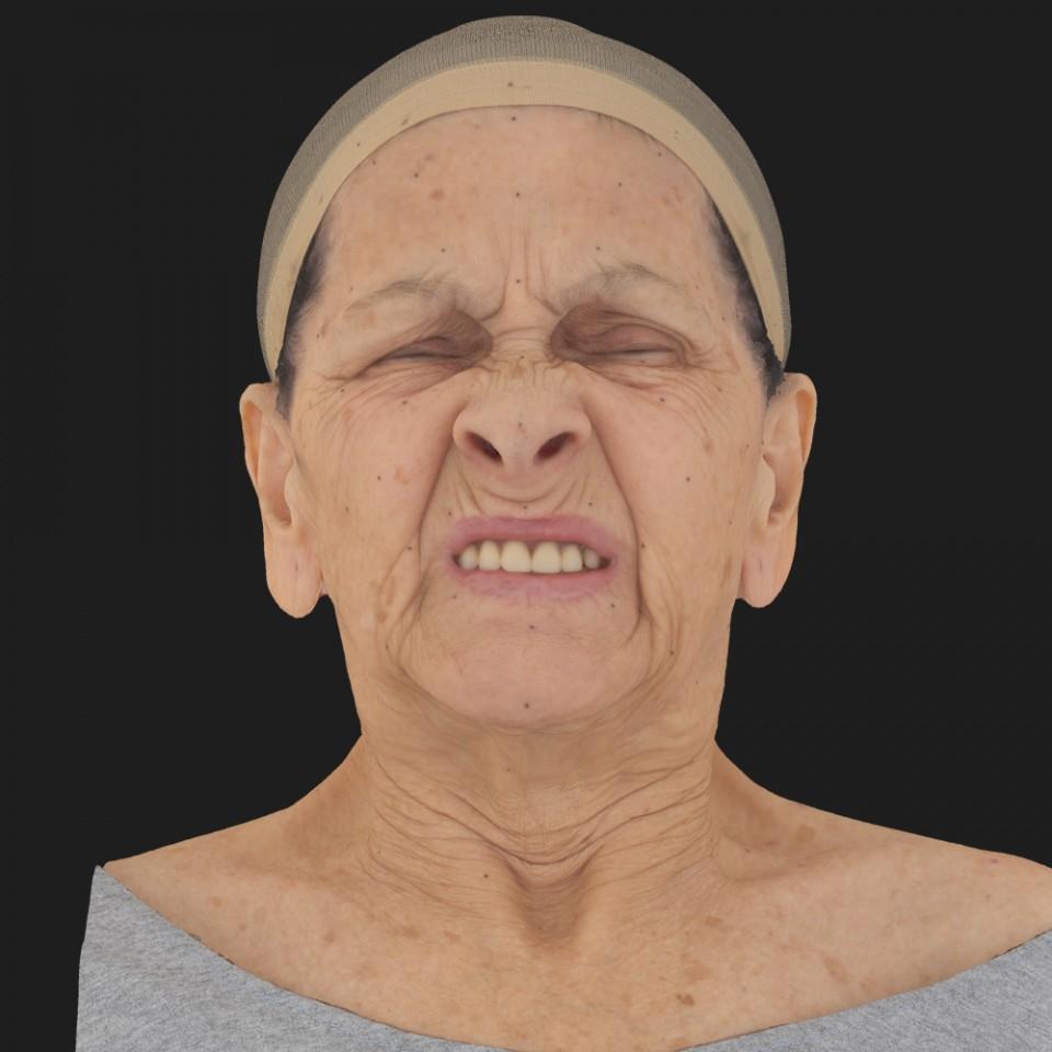 Bertha Horan 18 Pain