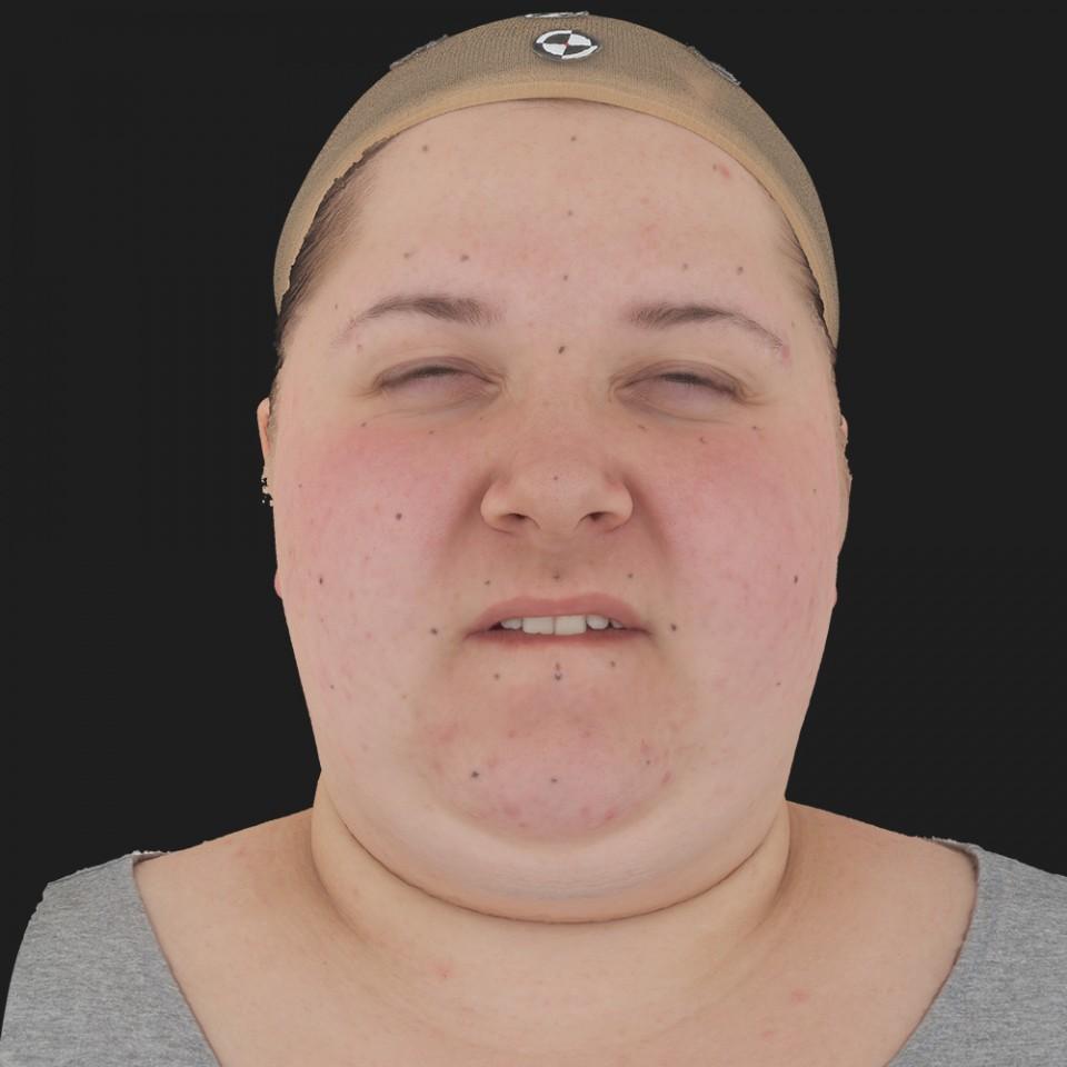 Betsy Carr 15 Phoneme Hard FV-Eye Squint
