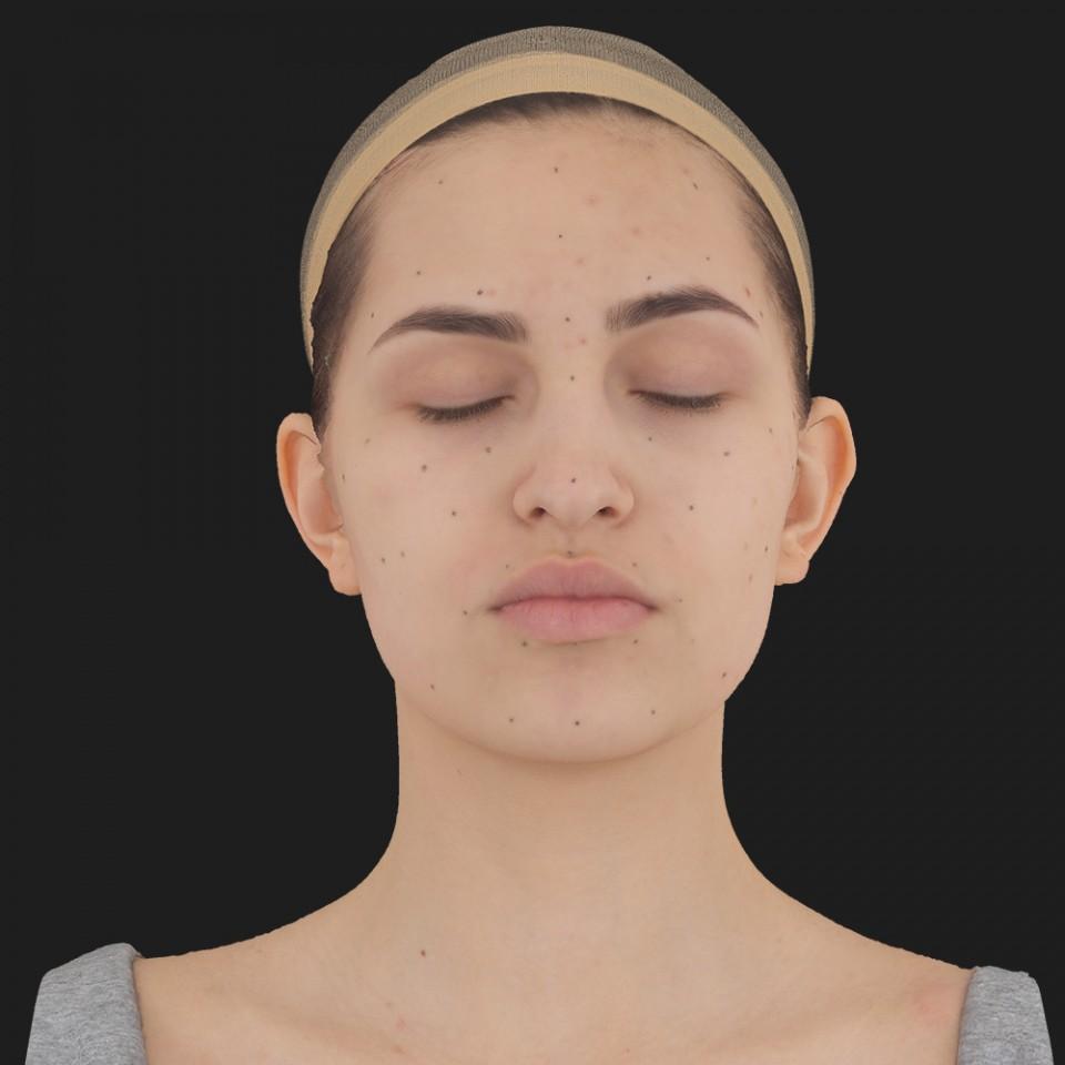 Betty Mckenzie 02 Neutral-Eyes Closed