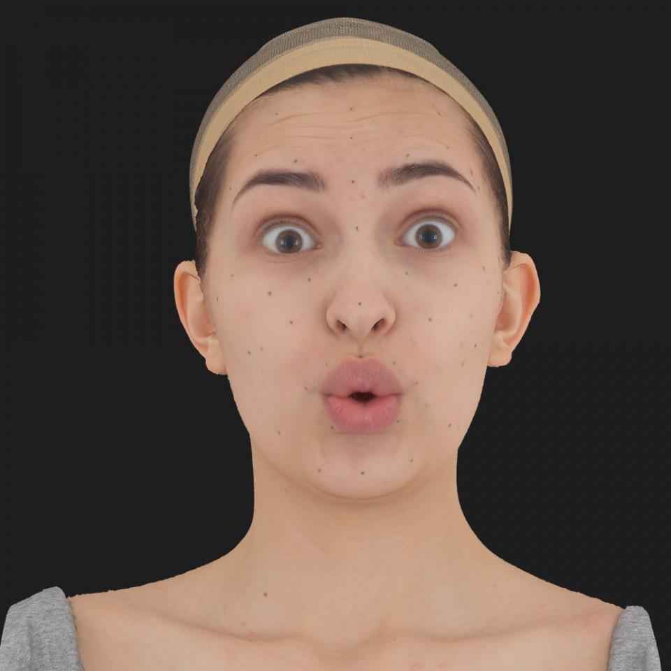 Betty Mckenzie 11 Phoneme OO-Brow Raise Eyes Open Wide