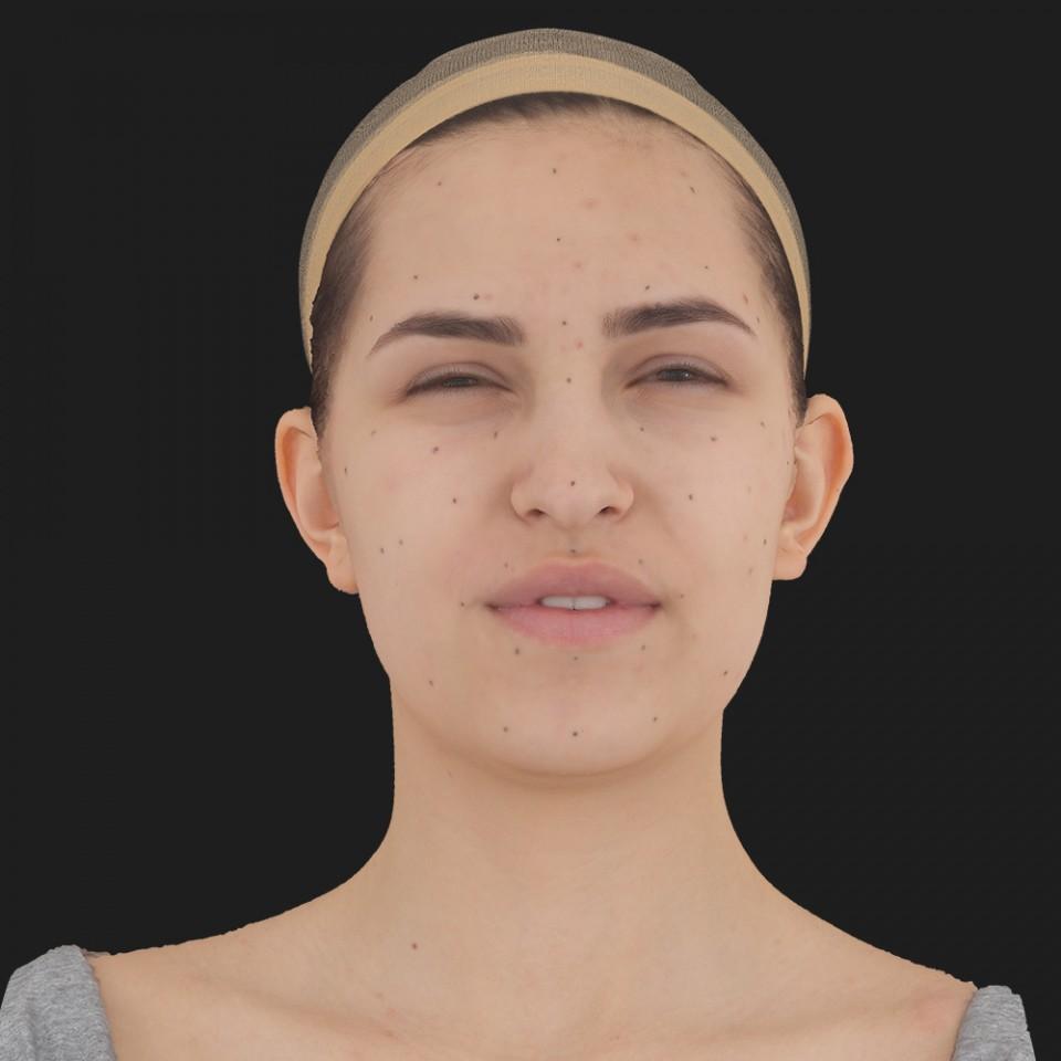 Betty Mckenzie 15 Phoneme Hard FV-Eye Squint