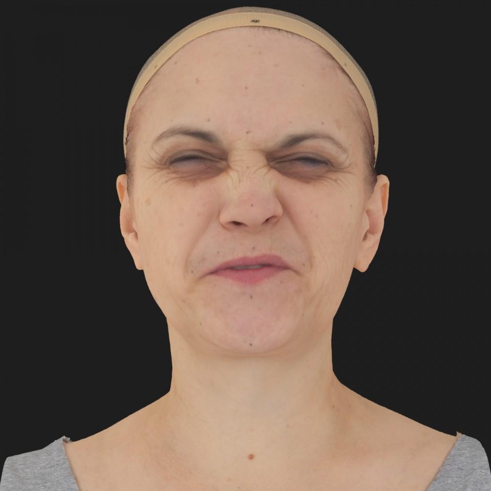 Bonnie Hall 15 Phoneme Hard FV-Eye Squint