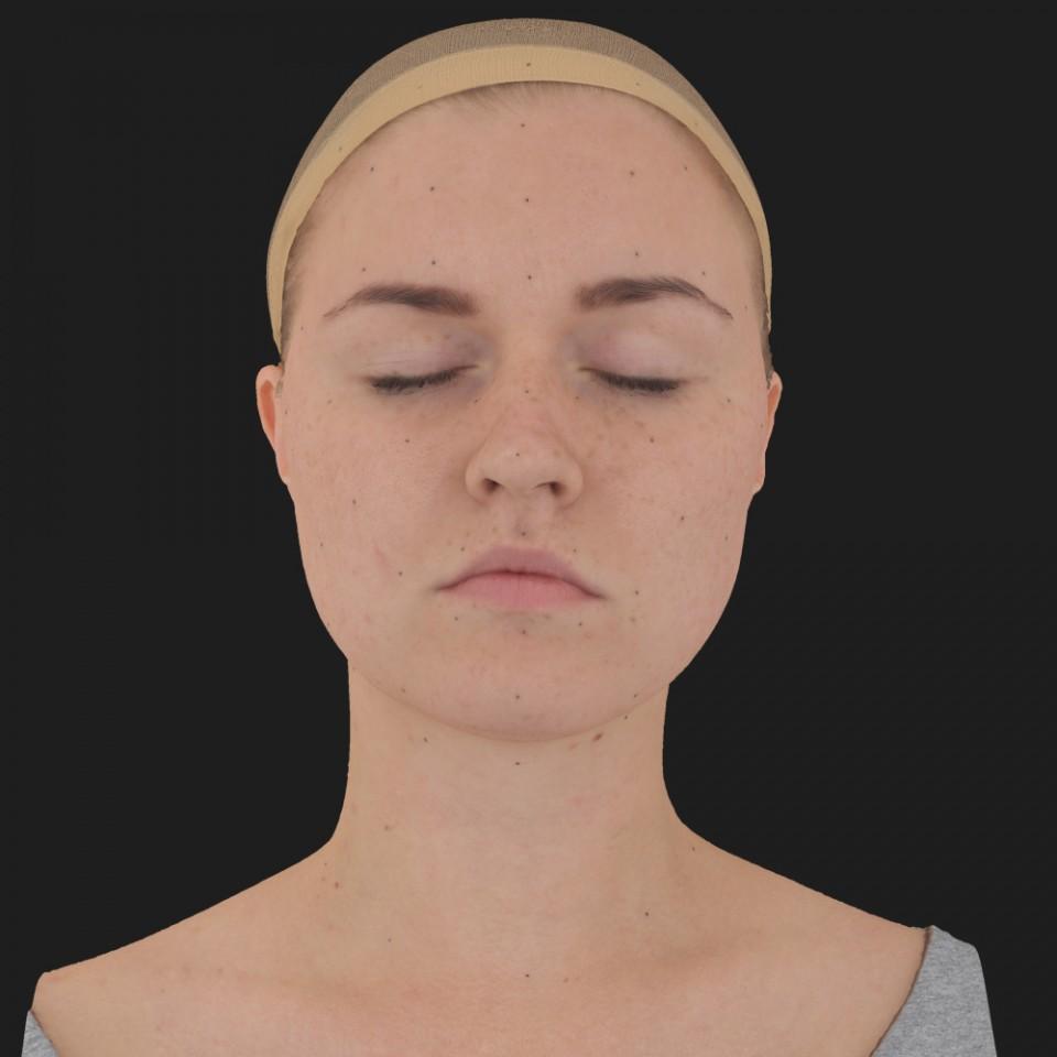 Bonnie Mitchell 02 Neutral-Eyes Closed