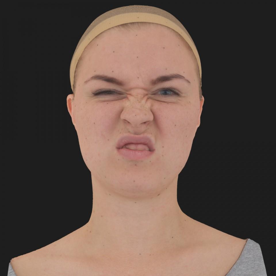 Bonnie Mitchell 19 Disgust