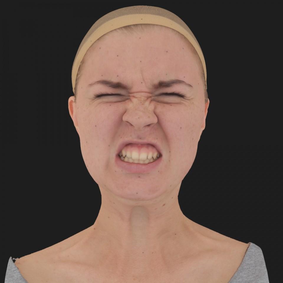 Bonnie Mitchell 20 Rage