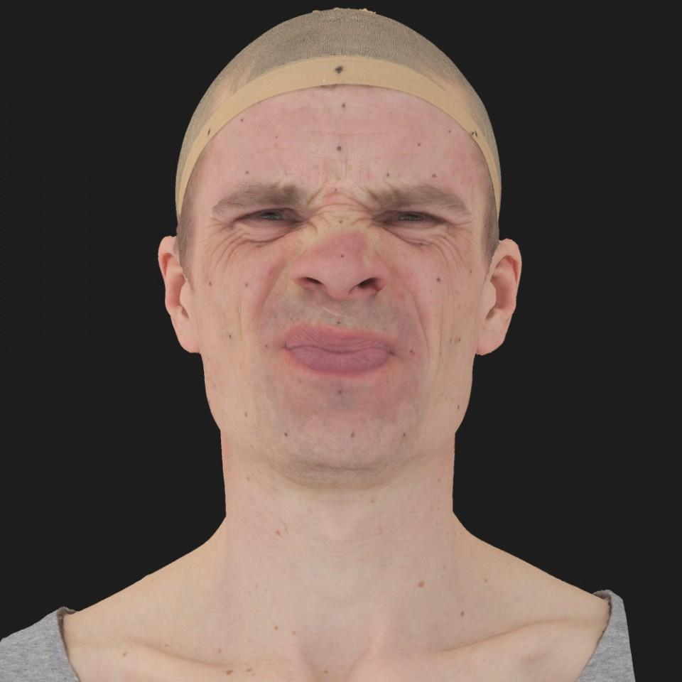 Brandon Perry 06 Face Compression