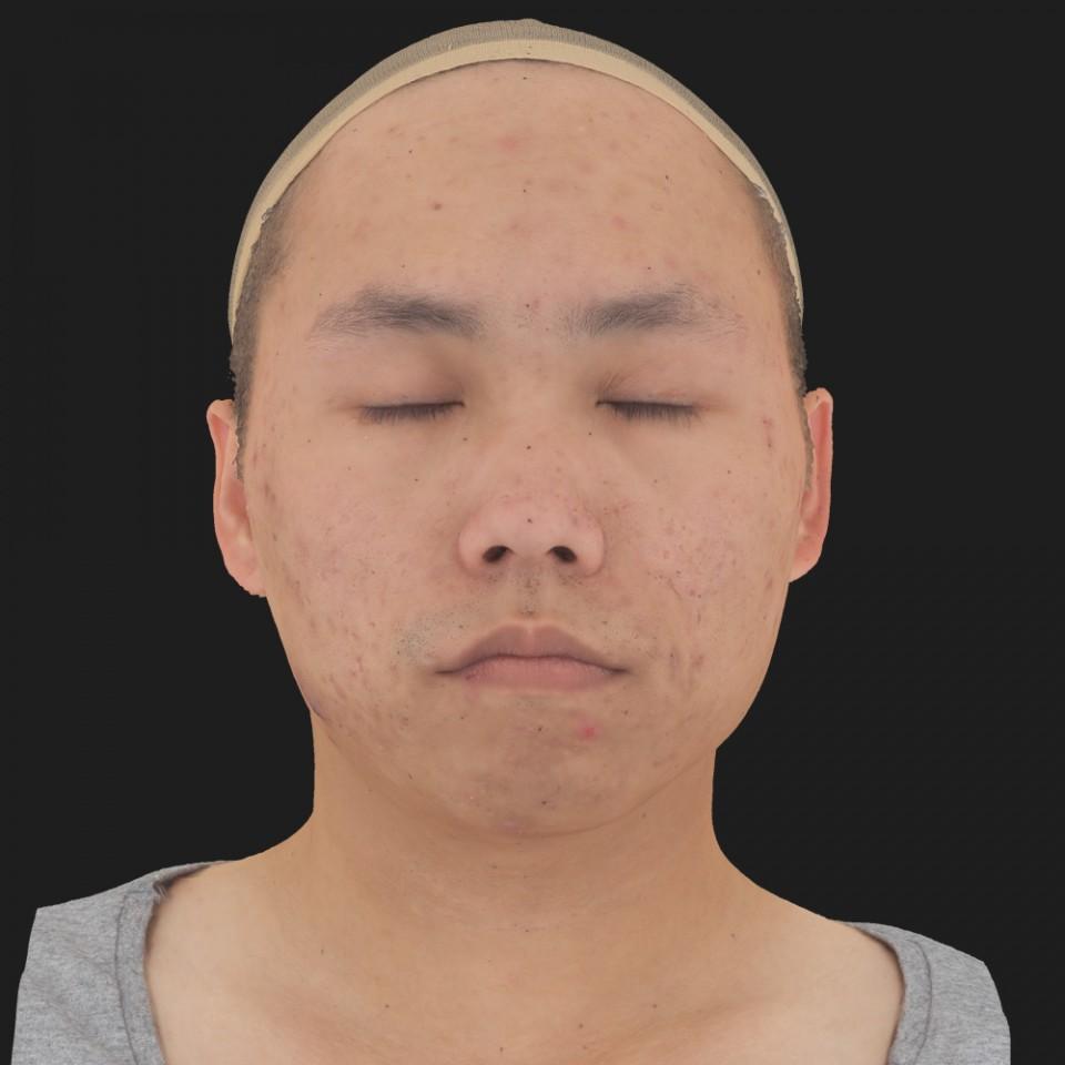 Brandon Yim 02 Neutral-Eyes Closed