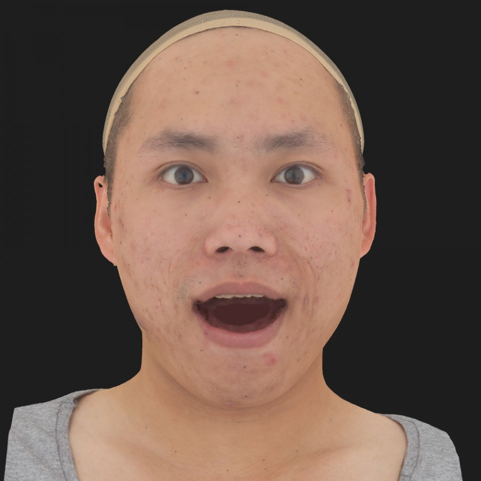 Brandon Yim 05 Jaw Open