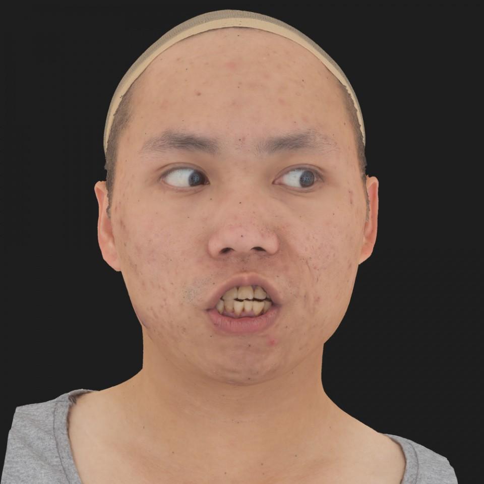 Brandon Yim 10 Look Left-Phoneme CH