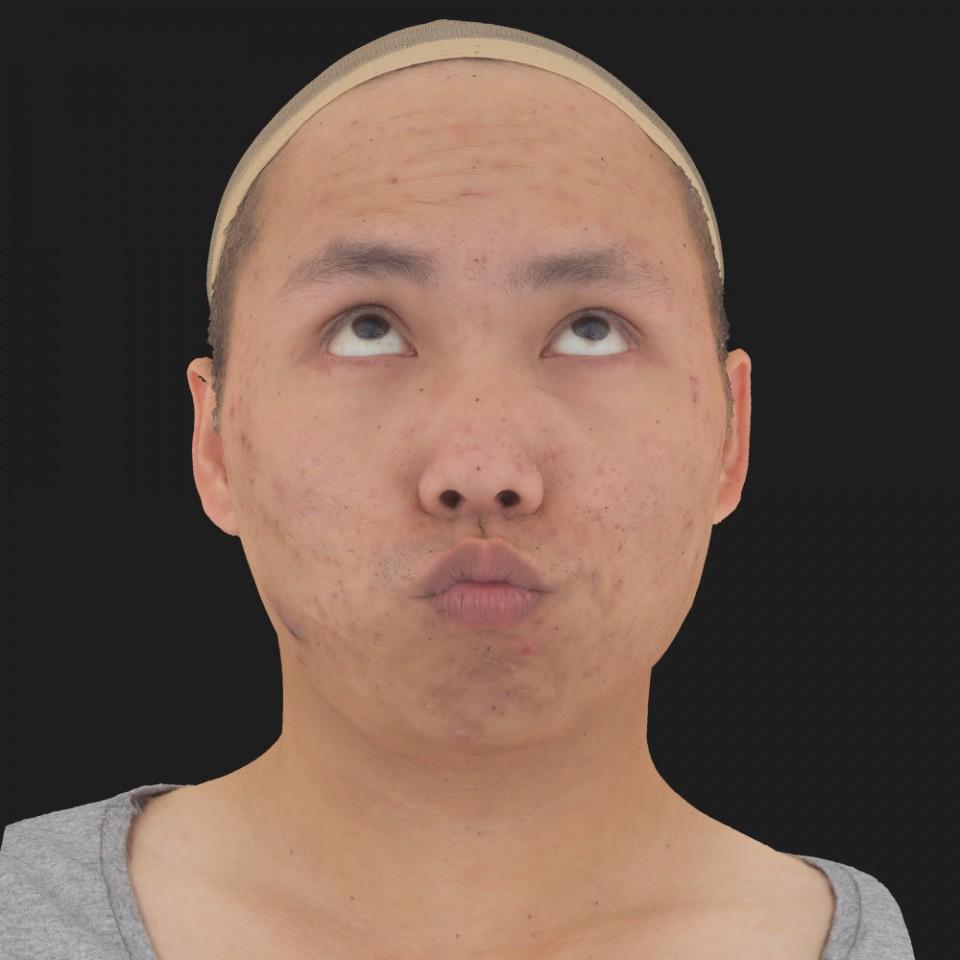 Brandon Yim 12 Pucker-Look Up