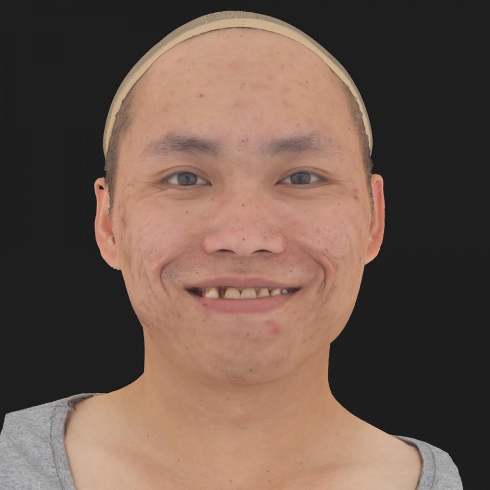 Brandon Yim 16 Happy