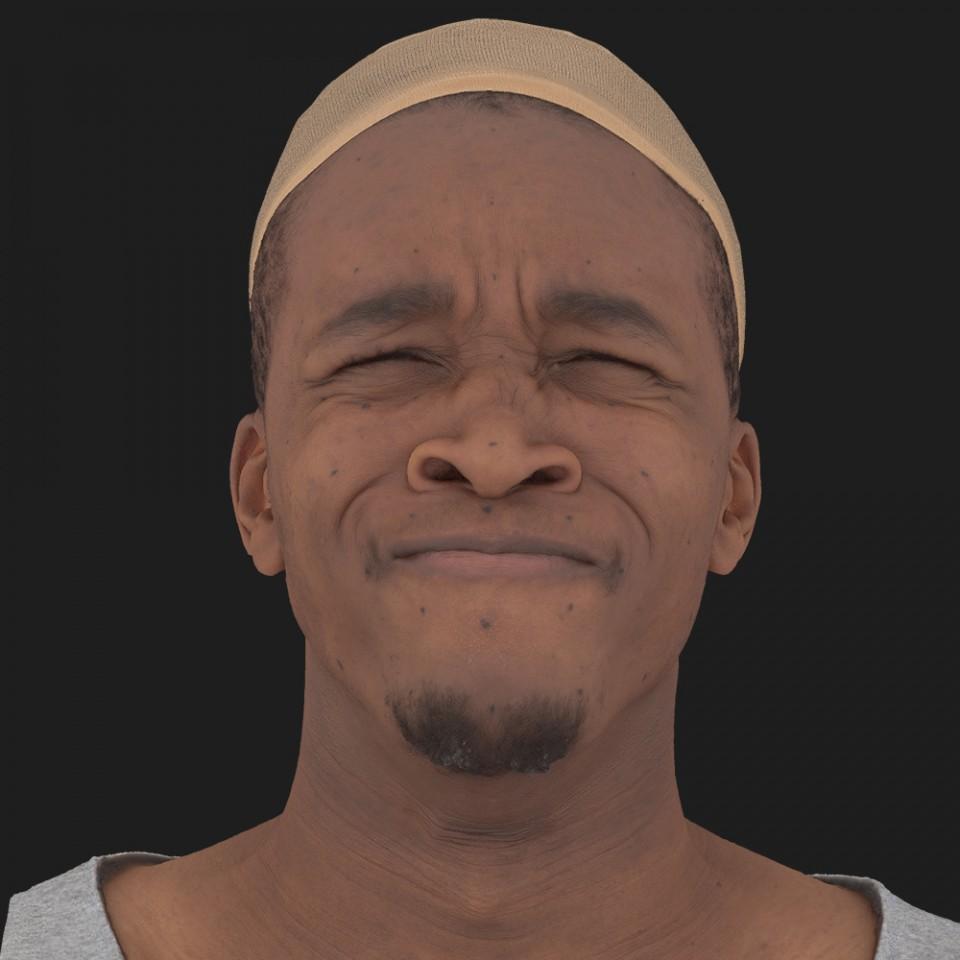 Byron Shaw 06 Face Compression