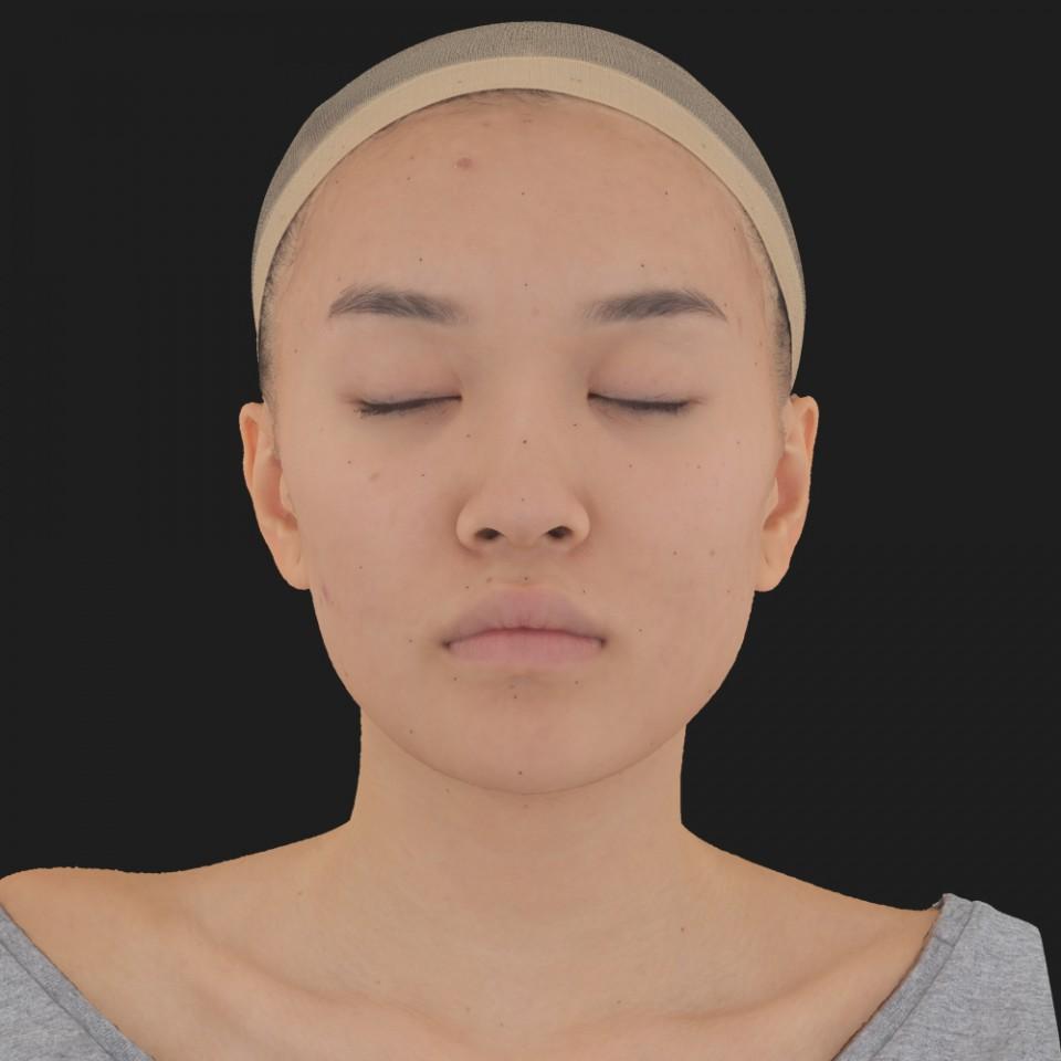 Camila Hino 02 Neutral-Eyes Closed