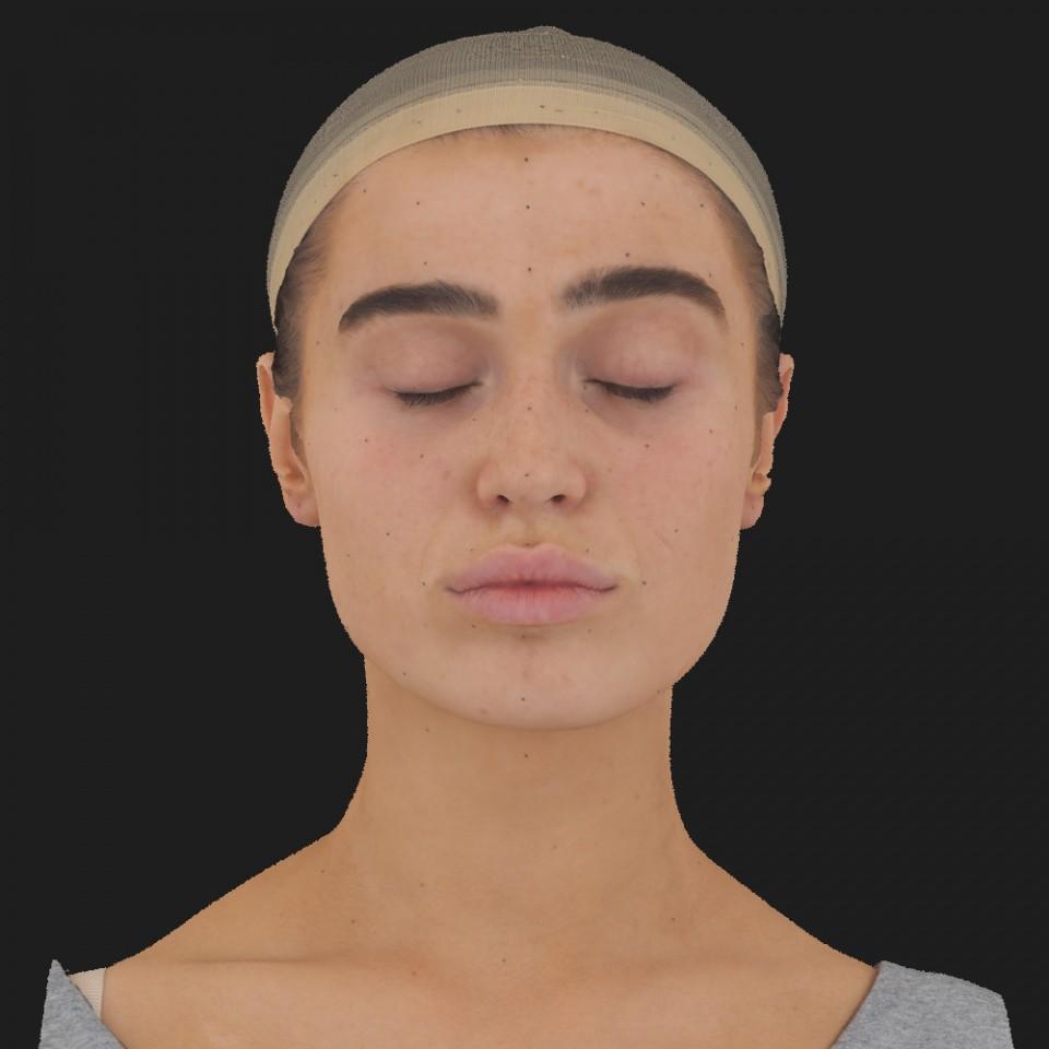 Caroline Abrams 02 Neutral-Eyes Closed
