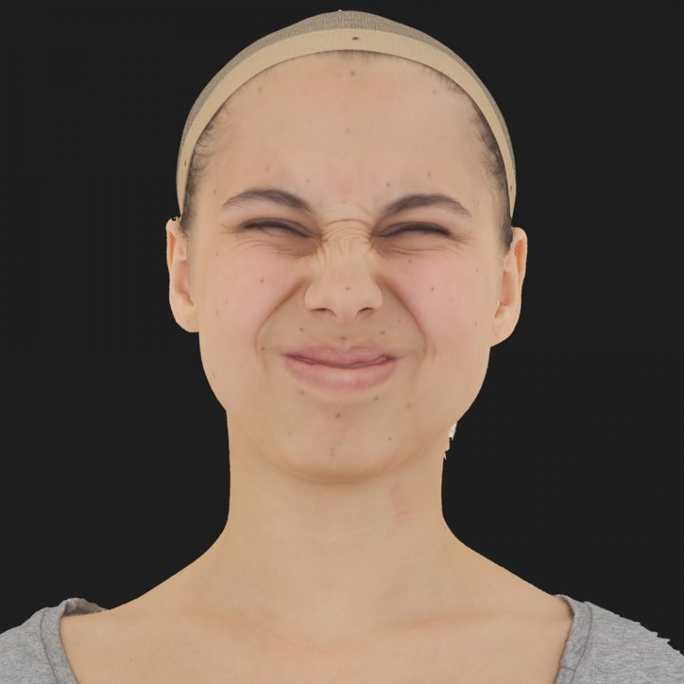 Christina Nelson 06 Face Compression