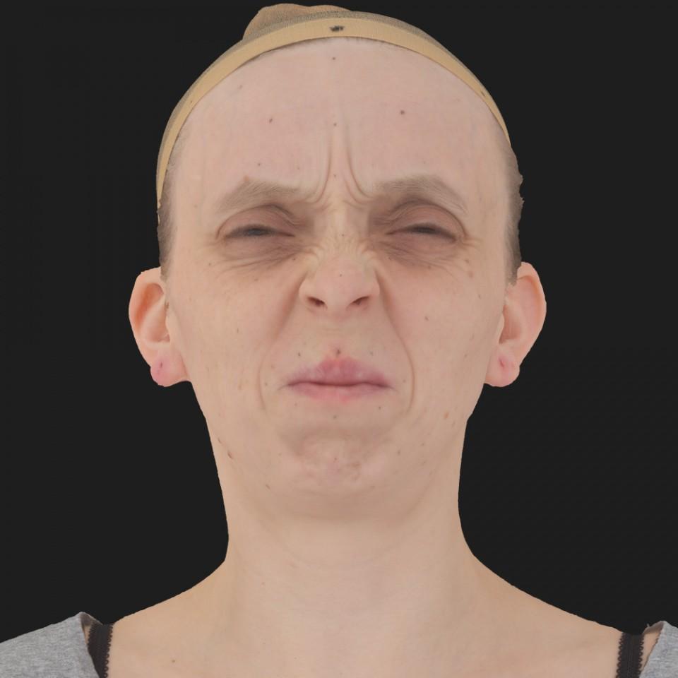 Christine Baker 06 Face Compression