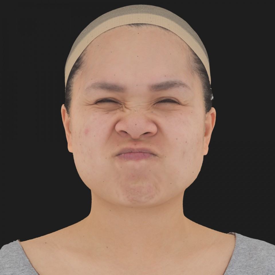 Daisy Meg 06 Face Compression