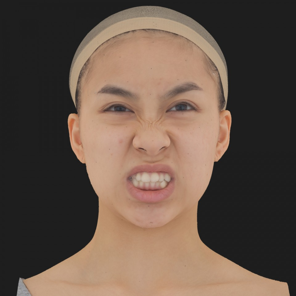 Danise Lin 20 Rage