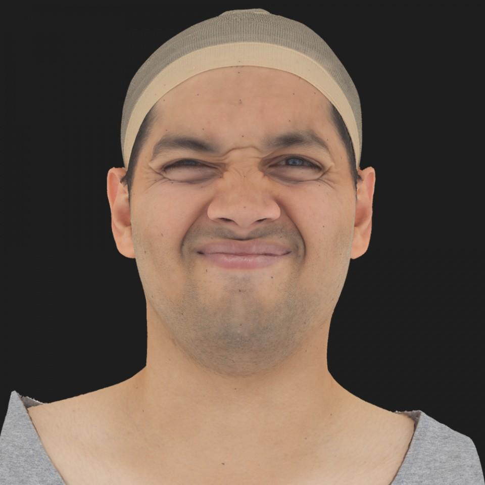 Dave Ansara 06 Face Compression