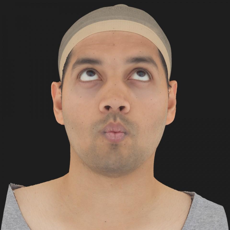 Dave Ansara 12 Pucker-Look Up