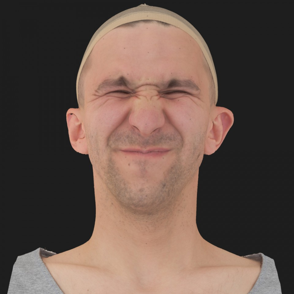David Fultz 06 Face Compression