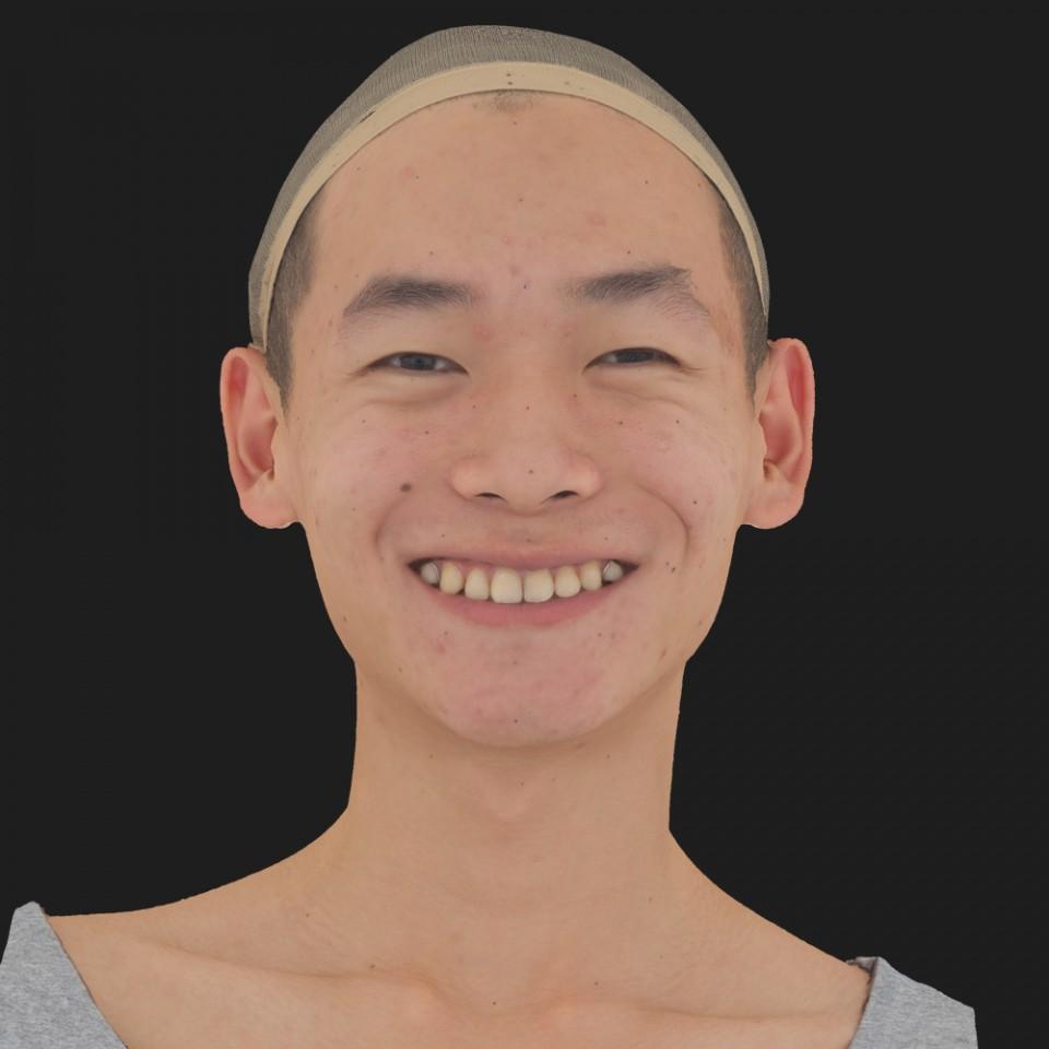 David Mo 16 Happy