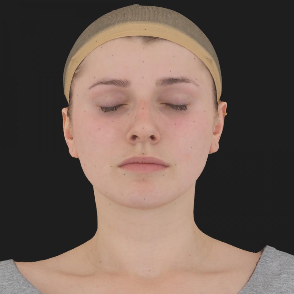 Debi Beaton 02 Neutral-Eyes Closed