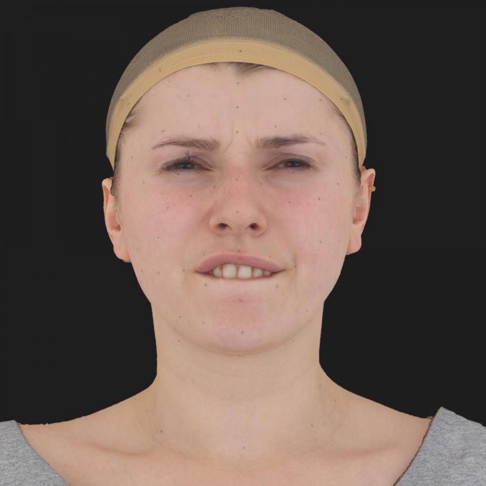 Debi Beaton 15 Phoneme Hard FV-Eye Squint