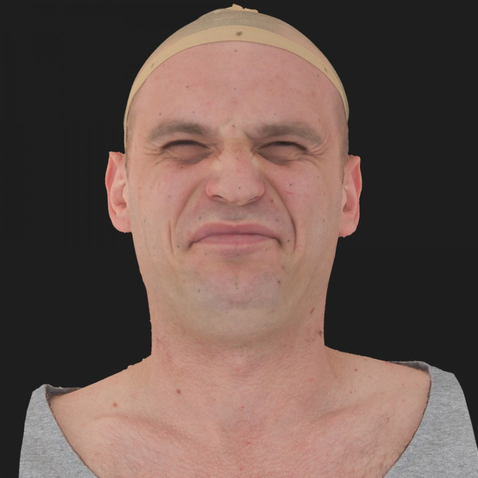 Dennis Collins 06 Face Compression