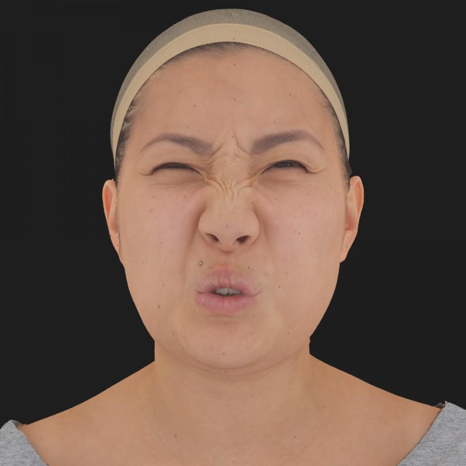 Diana Kashiwa 19 Disgust