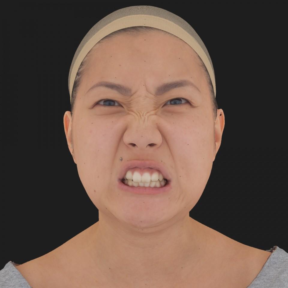 Diana Kashiwa 20 Rage