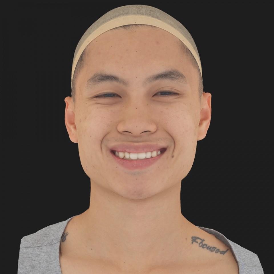 Dixon Wan 16 Happy