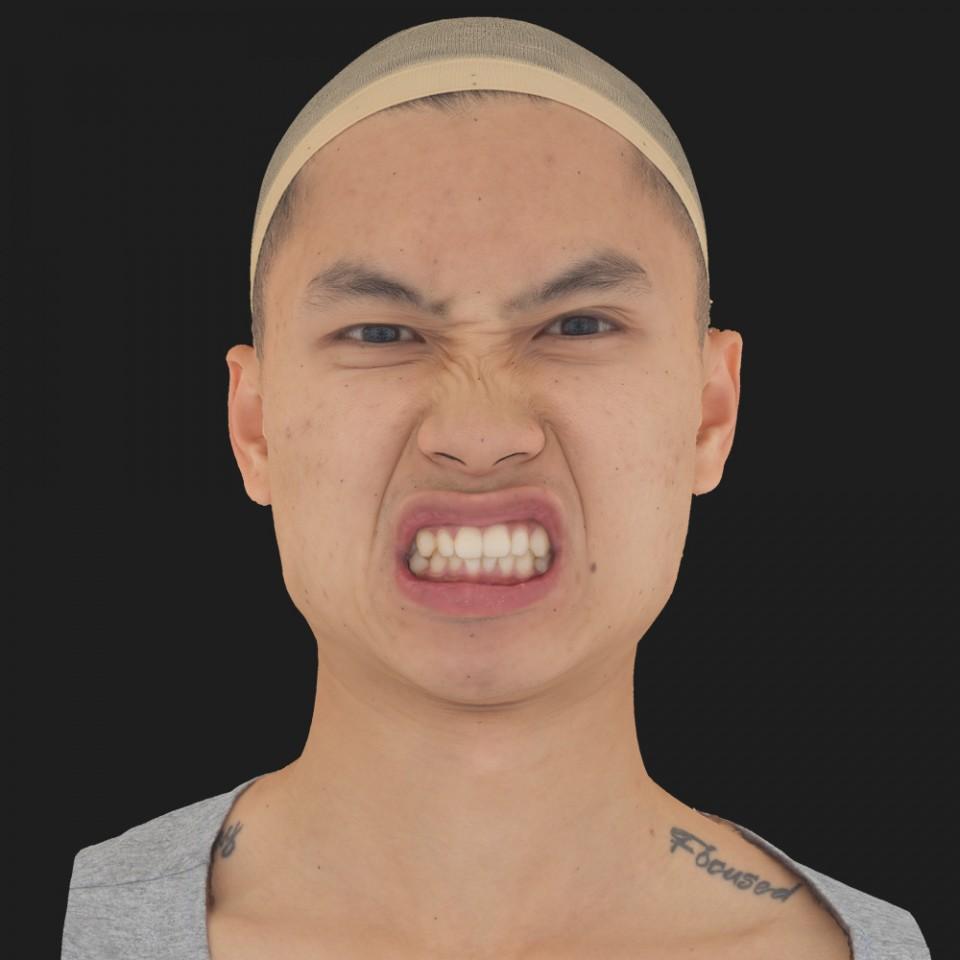Dixon Wan 20 Rage