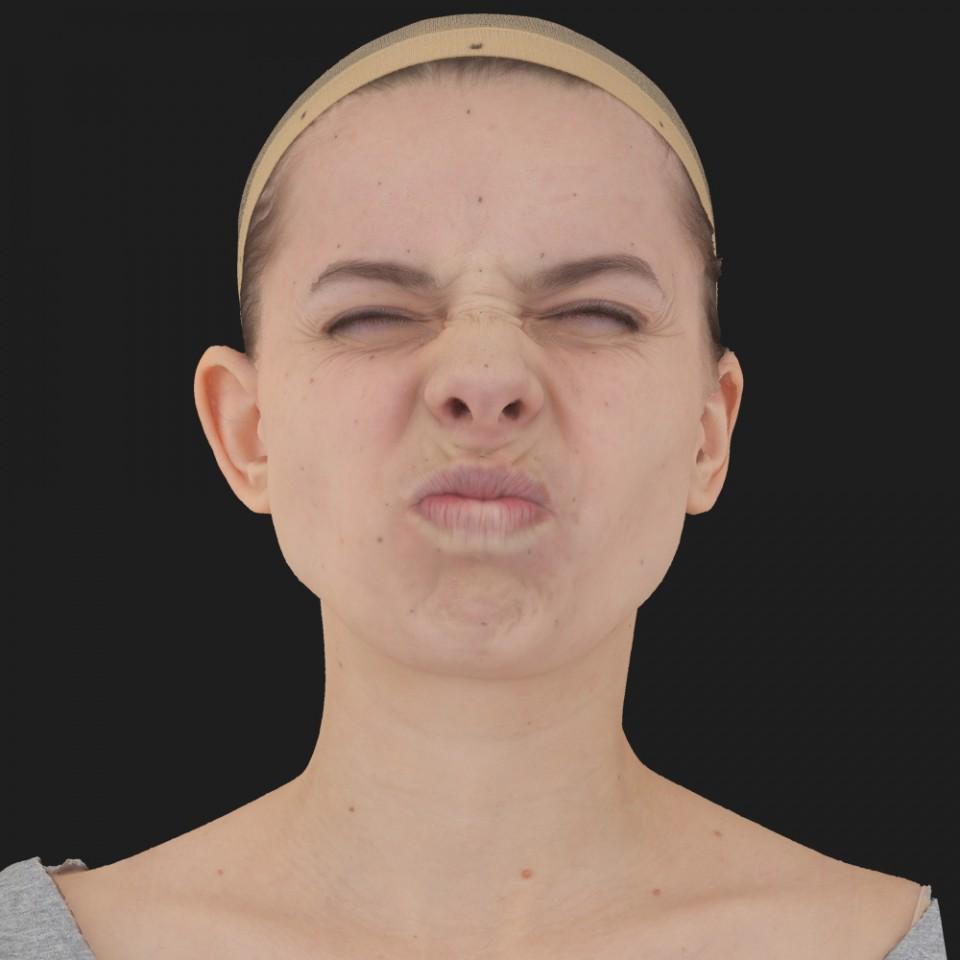 Donna Smith 06 Face Compression
