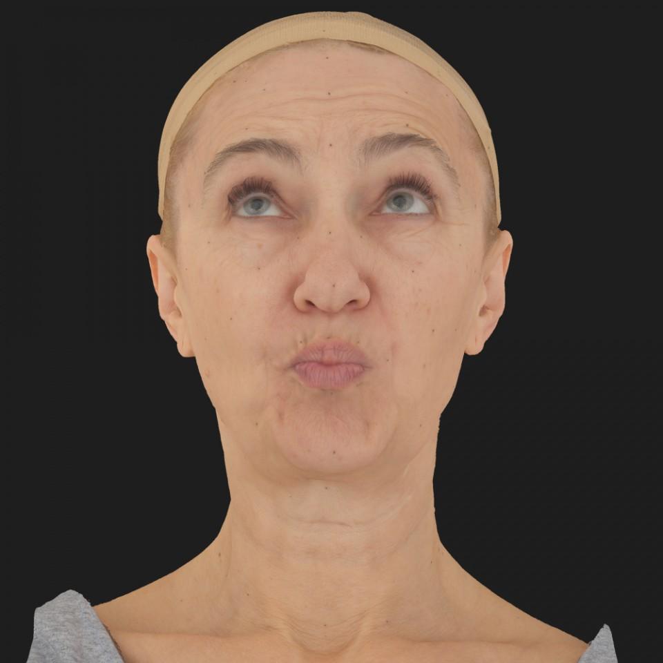 Dori Simmons 12 Pucker-Look Up