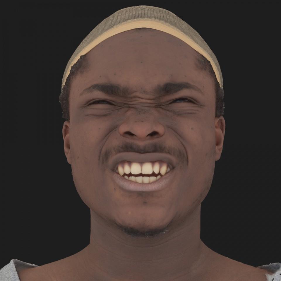 Edmund Dixon 20 Rage