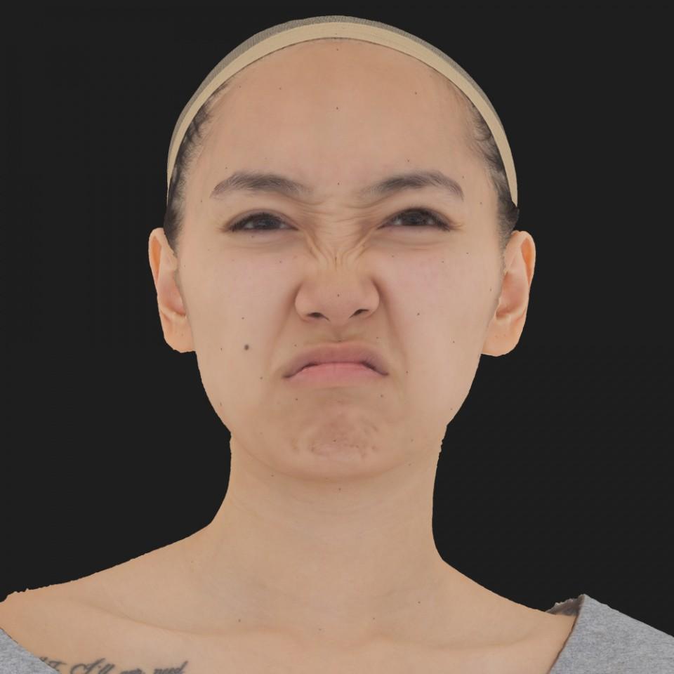 Elaine Djou 19 Disgust