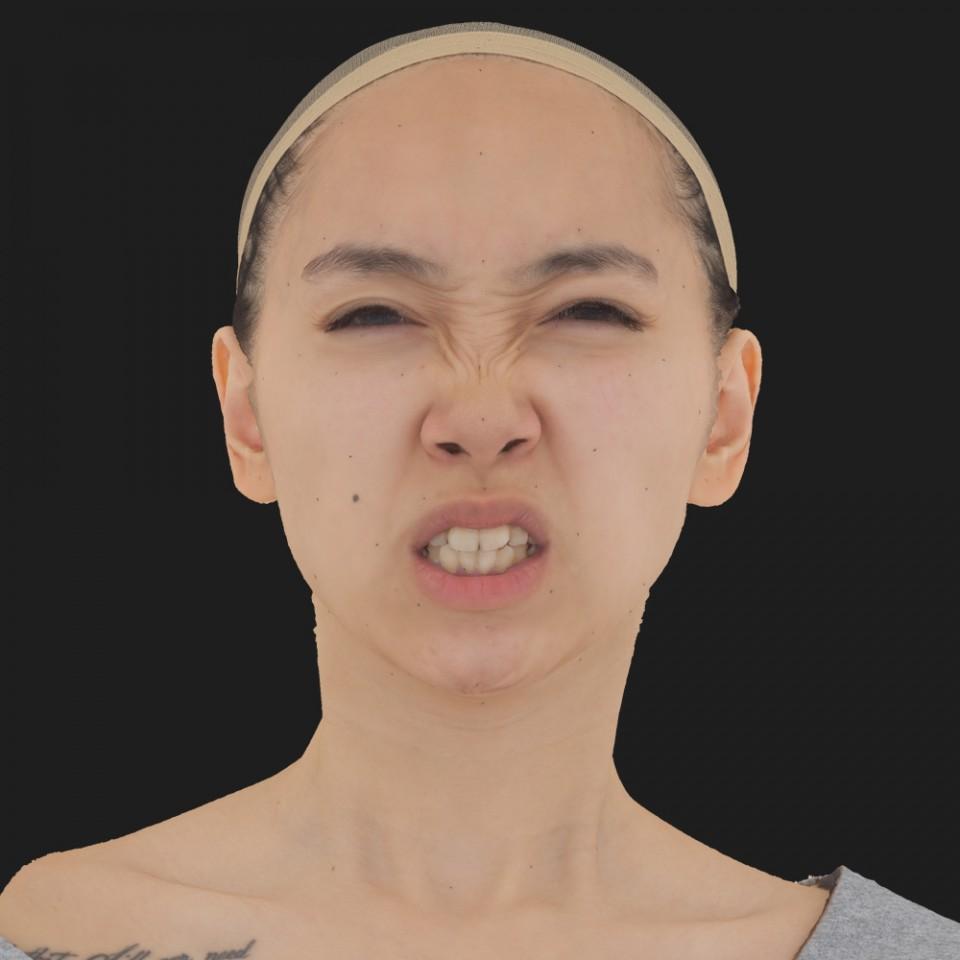 Elaine Djou 20 Rage
