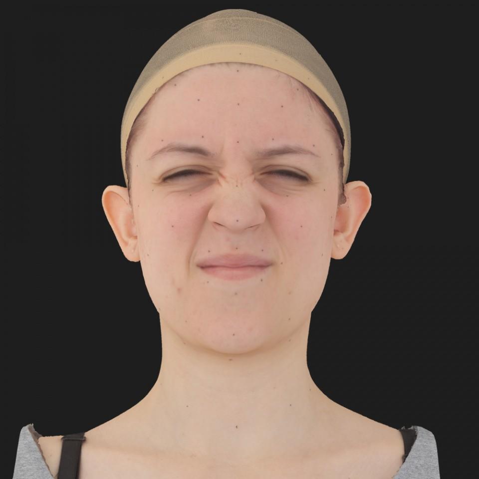 Elaine Lindsey 06 Face Compression