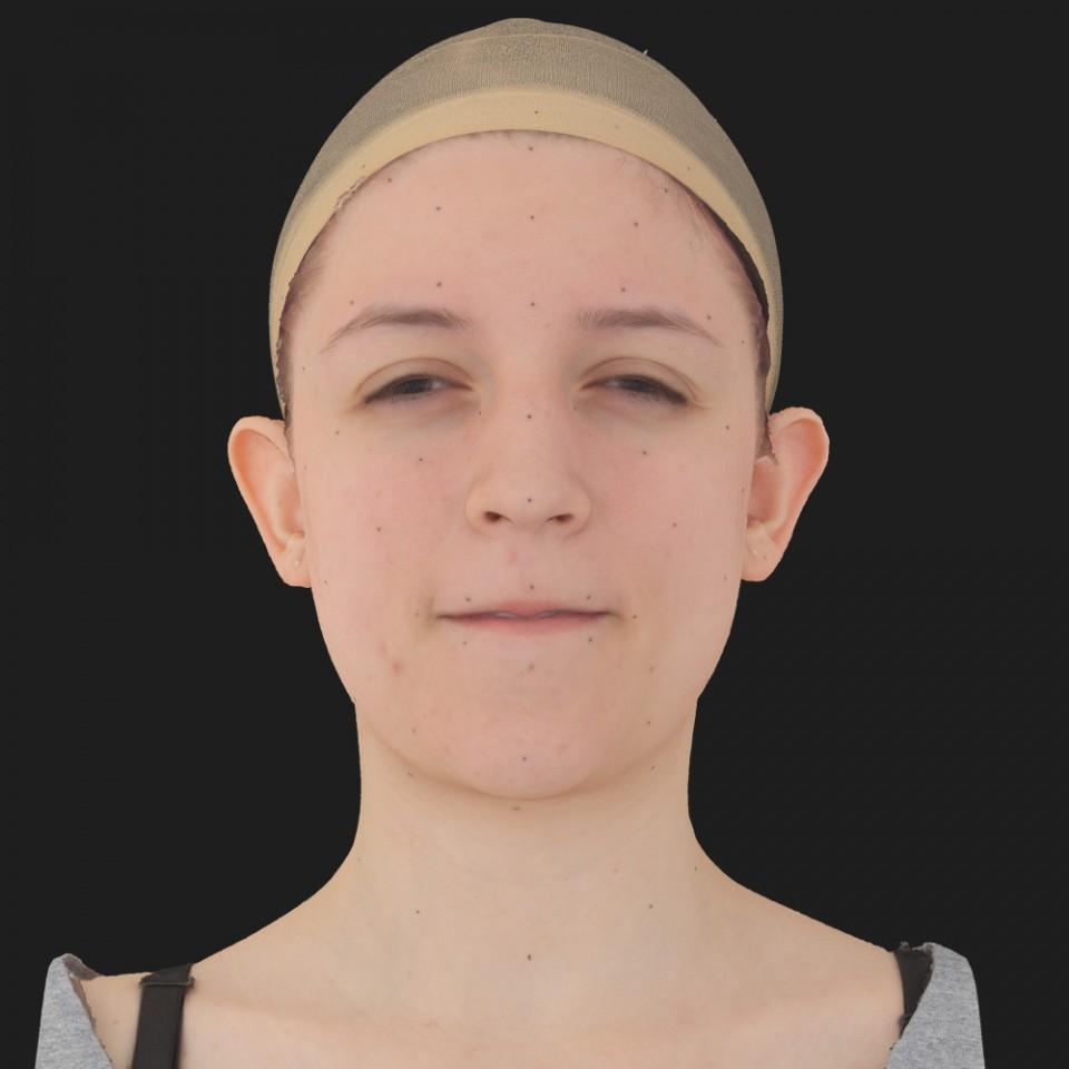 Elaine Lindsey 15 Phoneme Hard FV-Eye Squint