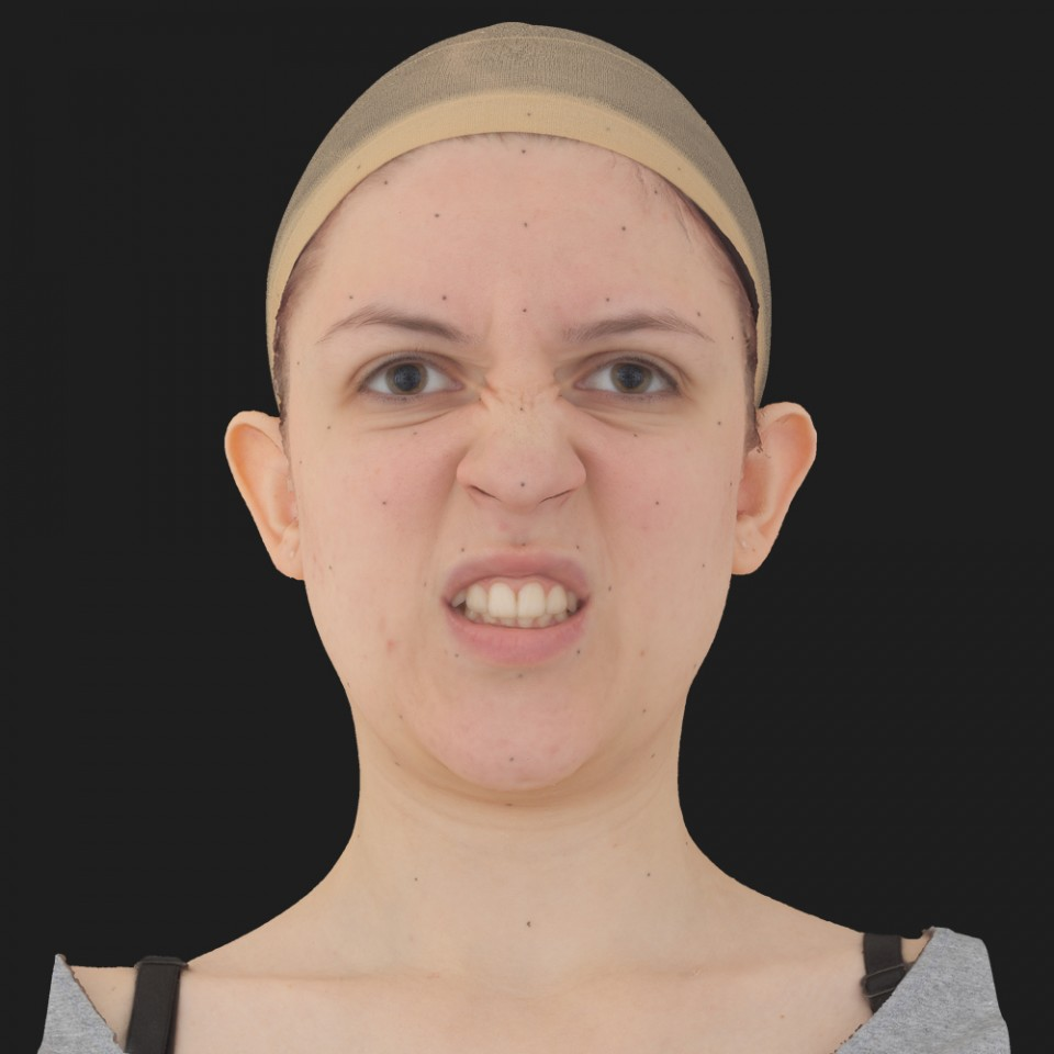 Elaine Lindsey 20 Rage