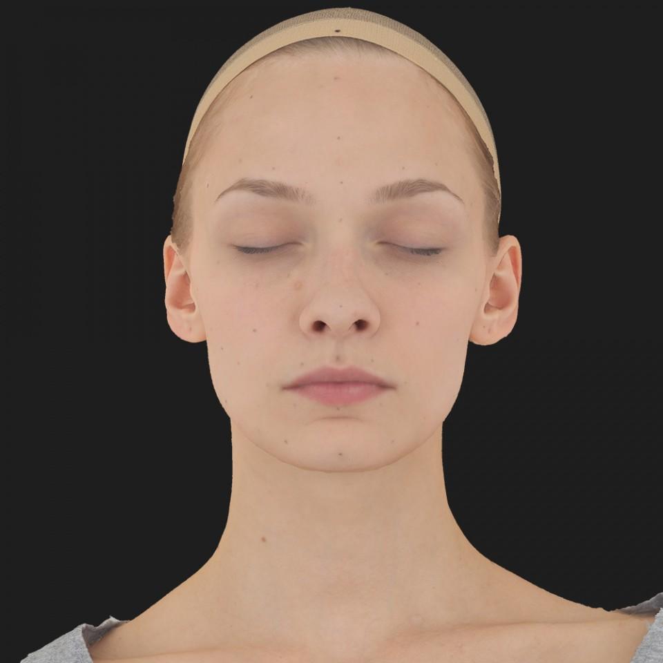 Elisa Duncan 02 Neutral-Eyes Closed