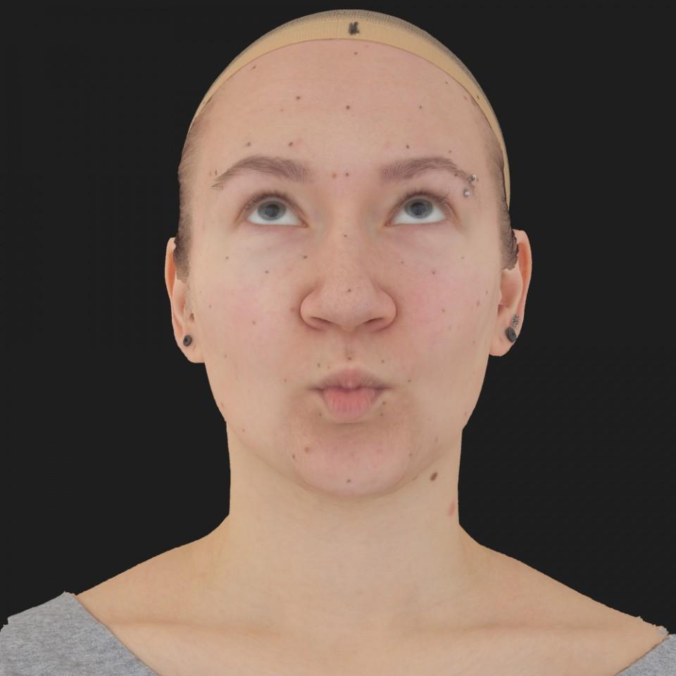 Emily Brown 12 Pucker-Look Up