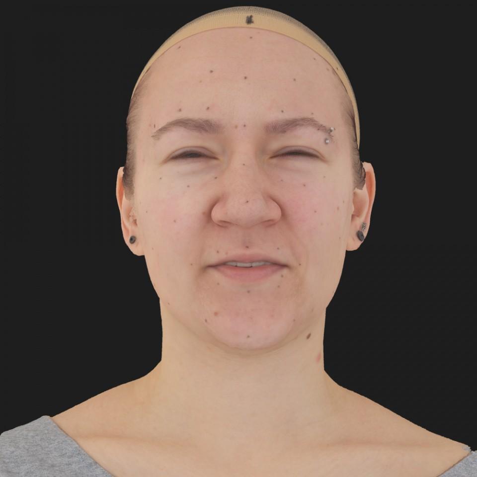Emily Brown 15 Phoneme Hard FV-Eye Squint